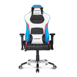 AKRacing Masters Series Premium Gaming Chair, Tricolour, 510 Year Warranty