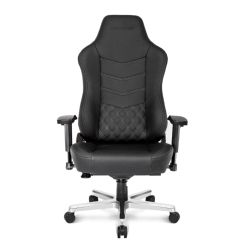 AKRacing Office Series Onyx Deluxe Gaming Chair, Black, 510 Year Warranty