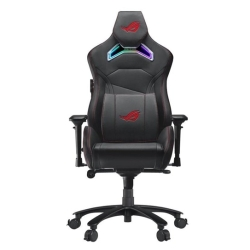 Asus ROG Chariot Core Gaming Chair, Racing-Car Style, Steel Frame, PU Leather, Memory-Foam Lumbar, 4D Armrests, 145� Recline,  Tilt & Class 4 Gas Lift