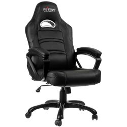 Nitro Concepts C80 Comfort Series Gaming Chair, Black