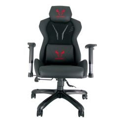 Riotoro SPITFIRE M2 Pro Level Mesh Gaming Chair, Exoskeleton back, Lumbar Support, Breathable Mesh, 1D Armrests,  Gas Lift, 360° Swivel, 135° Recline