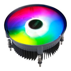 Akasa Vegas Chroma LG ARGB Heatsink & Fan, Intel 115x & 1200 Sockets, Fluid Dynamic PWM Fan, 95W TDP
