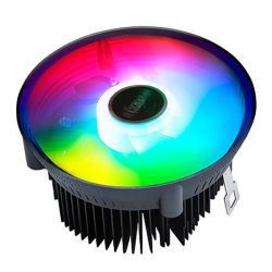 Akasa Vegas Chroma AM ARGB Heatsink & Fan, AMD AM4 & AM3+ Sockets, Fluid Dynamic PWM Fan, 95W TDP