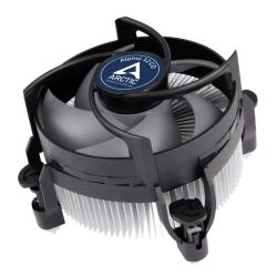 Arctic Alpine 12 Compact Heatsink & Fan for Continuous Operation, Intel 115x Sockets, Dual Ball Bearing, 6 Year Warranty