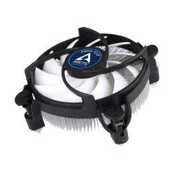 Arctic Alpine 12 Low Profile Compact Heatsink & Fan, Intel 115x & 1200 Sockets, Fluid Dynamic Bearing, 75W TDP, 6 Year Warranty