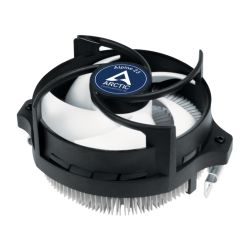 Arctic Alpine 23 Compact Heatsink & Fan, AMD Sockets, Fluid Dynamic Bearing, 95W TDP, 6 Year Warranty