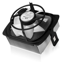 Arctic Alpine 64 GT Heatsink & Fan, AMD Sockets, Fluid Dynamic Bearing, 65W TDP, 6 Year Warranty