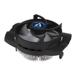 Arctic Alpine AM4 CO Compact Heatsink & Fan for Continuous Operation, AMD AM4, Dual Ball Bearing, 95W TDP, 6 Year Warranty