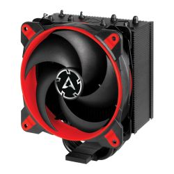 Arctic Freezer 34 eSports Edition Heatsink & Fan, Black & Red, Intel & AMD Sockets, Bionix P-Fan, Fluid Dynamic Bearing, 10 Year Warranty