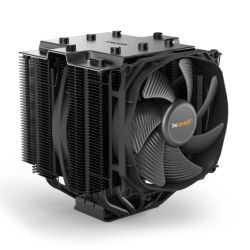 Be Quiet! BK023 Dark Rock Pro4 sTRX4 & TR4 Heatsink & Fan, AMD TR4 Socket Only, Dual Silent Wings Fans, Fluid Dynamic