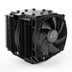 Be Quiet! BK022 Dark Rock Pro4 Heatsink & Fan, Intel & AMD Sockets, Dual Silent Wings Fans, Fluid Dynamic