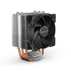 Be Quiet! BK030 Pure Rock Slim 2 Heatsink & Fan, Intel & AMD Sockets, 9.2cm PWM Fan, 130W TDP