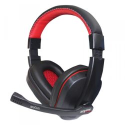 Approx GH5 Gaming Headset, Boom Mic, 40mm Drivers, Inline Controls, 3.5mm Jack