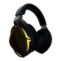 Asus ROG Strix Fusion 700 RGB Gaming Headset, USBBluetooth, 50mm Driver, 7.1 Surround Sound, Boom Mic, Aura Sync
