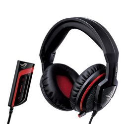 Asus Orion Pro Gaming Headset, ROG Spitfire, 50mm Drivers, 7.1 Virtual Surround, FPS