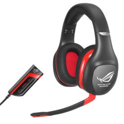 Asus Vulcan Pro Active Noise Cancelling Pro Gaming Headset, Carry Case, ROG