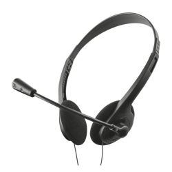 Jedel (JD-900MV) with Boom Microphone, Noise Cancelling, 2x 3.5mm Jack