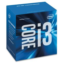 Intel Core I3-7100 CPU, 1151, 3.9 GHz, Dual Core, 51W, 14nm, 3MB Cache, HD GFX, 8 GT/s, Kaby Lake