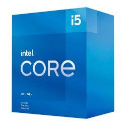 Intel Core i5-11400F CPU, 1200, 2.6 GHz (4.4 Turbo), 6-Core, 65W, 14nm, 12MB Cache, Rocket Lake, No Graphics