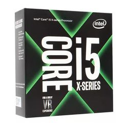 Intel Core I5-7640X CPU, 2066, 4.0GHz 4.2 Turbo, Quad Core, 112W, 6MB Cache, Overclockable, No Graphics, Sky Lake, NO HEATSINKFAN