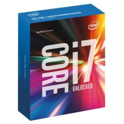 Intel Core I7-7700K CPU, 1151, 4.2 GHz, Quad Core, 91W, 14nm, 8MB, Overclockable, NO HEATSINK/FAN, Kaby Lake