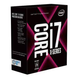 Intel Core I7-7800X CPU, 2066, 3.50GHz (4.0 Turbo), 6-Core, 140W, 8.25MB Cache, Overclockable, No Graphics, Sky Lake, NO HEATSINK/FAN