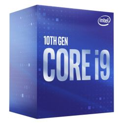 Intel Core I9-10900 CPU, 1200, 2.8 GHz 5.2 Turbo, 10-Core, 65W, 14nm, 20MB Cache, Comet Lake