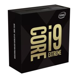 Intel Core I9-10980XE Extreme, 2066, 3.0GHz 4.6 Turbo, 18-Core, 165W, 24.75MB Cache, Overclockable, No Graphics, Cascade Lake, NO HEATSINKFAN