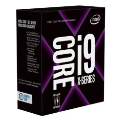 Intel Core I9-7900X CPU, 2066, 3.30GHz 4.3 Turbo, 10-Core, 140W, 13.75MB Cache, Overclockable, No Graphics, Sky Lake, NO HEATSINKFAN