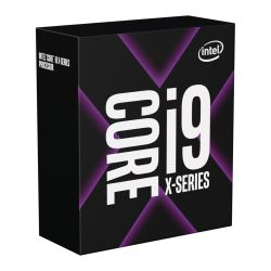 Intel Core I9-9820X CPU, 2066, 3.3GHz 4.1 Turbo, 10-Core, 165W, 16.5MB Cache, Overclockable, No Graphics, Sky Lake, NO HEATSINKFAN