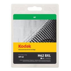 Kodak Remanufactured HP 62XL Black Inkjet Ink, 19ml