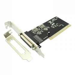 Approx APPPCI1P Single Parallel Port Card, PCI, Low Profile Bracket
