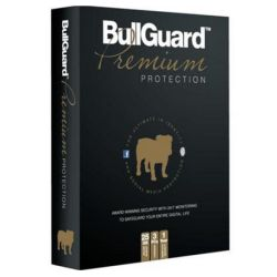 Bullguard Premium Protection 3 User 10 Pack, Retail, 1 Year, 25GB Online Backup