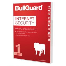 Bullguard Internet Security 2017 Soft Box, 1 User 1 License, Soft Box, Windows Only, 1 Year