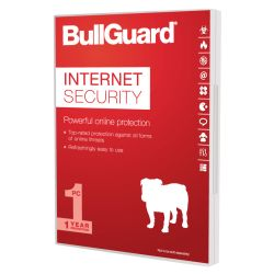 Bullguard Internet Security 2017 Soft Box, 1 User 25 Pack, Windows Only, 1 Year