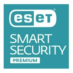 ESET Smart Security Premium ESD - Single 3 Device Licence via email - 1 Year - PC, Mac, Linux & Android