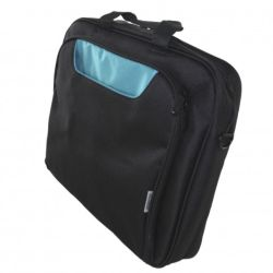 Approx APPNBCP15BBL 15.6 Laptop Carry Case, Multiple Compartments, Padded, BlackBlue, Retail