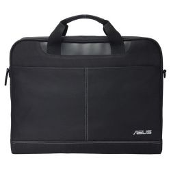 Asus NEREUS 16 Laptop Carry Case, Removable Strap, Black