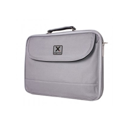 "Approx (APPNB17G) 17"" Laptop Carry Case, Multiple Compartments, Padded, Shoulder Strap, Grey"