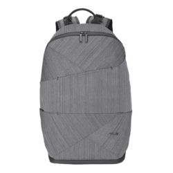 Asus ARTEMIS 17 Laptop Backpack, Hidden Security Pocket, Padded, Easy Access, Grey