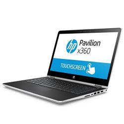 HP Pavilion x360 Convertible Laptop, 14 Touch, i3-7100U, 8GB, 128GB SSD, Windows 10 Home, *GRADE A REFURB*