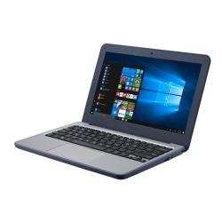 """Asus VivoBook W202 Laptop, 11.6"""", Celeron N3350, 4GB, 64GB eMMC,  No LAN, Up to 11 Hours Run Time, Windows 10 Pro"""