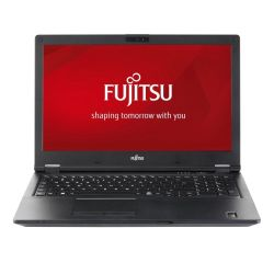 Fujitsu LifeBook E458 Laptop, 15.6, i5-7200U, 4GB, 256GB SSD, No Optical, Windows 10 Pro