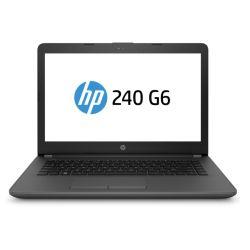 "HP 240 G6 Laptop, 14"", i5-7200U, 4GB, 500GB, DVDRW, Windows 10 Pro"