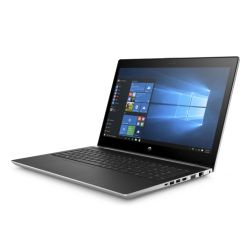 HP ProBook 450 G5 Laptop, 15.6, i3-7100U, 8GB, 256GB SSD, USB 3.1 Type-C, FP Reader, No Optical, Windows 10 Pro