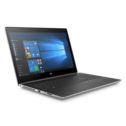 HP ProBook 450 G5 Laptop, 15.6, i3-7100U, 4GB, 500GB, No Optical, FP Reader, Windows 10 Pro