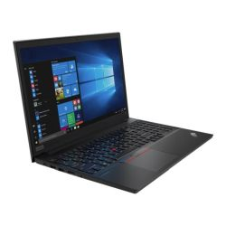"Lenovo ThinkPad E15 Laptop, 15.6"" FHD IPS, i5-10210U, 8GB, 256GB SSD, Up to 12.2 Hours Run Time, No Optical, USB-C, Windows 10 Pro"
