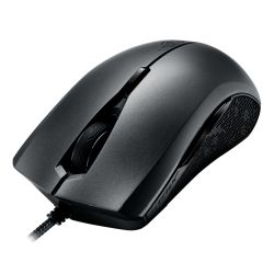 Asus ROG Strix Evolve Wired Gaming Optical Mouse, 7200 DPI, Omron Switches, Changeable Top Covers, RGB Lighting