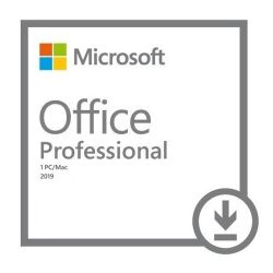 Microsoft Office 2019 Professional, 1 Licence, Electronic Download