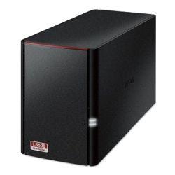 Buffalo 2TB LinkStation 520 NAS Drive, (2 x 1TB), RAID 0/1, GB LAN, NovaBACKUP & BitTorrent, USB3, Control Features